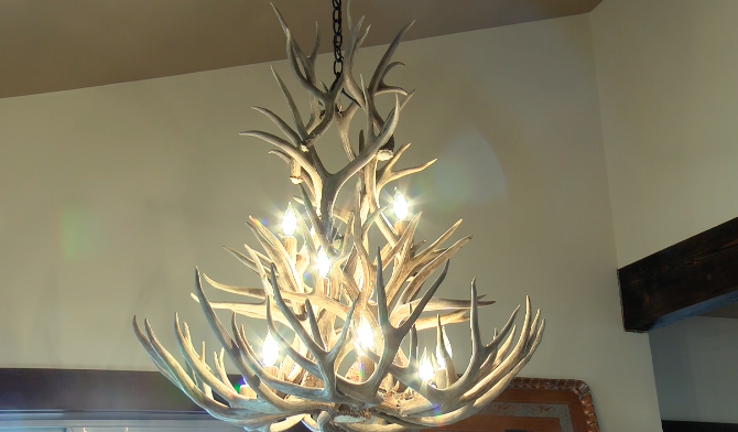 Montana Made: Antler Chandeliers & Lighting Company