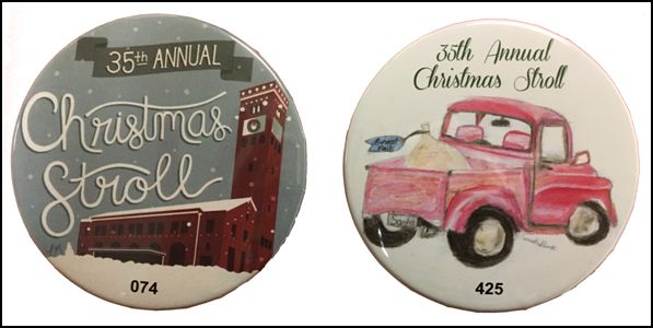 Christmas Stroll Great Falls Mt 2020 Christmas Stroll buttons now available; Parade of Lights is on