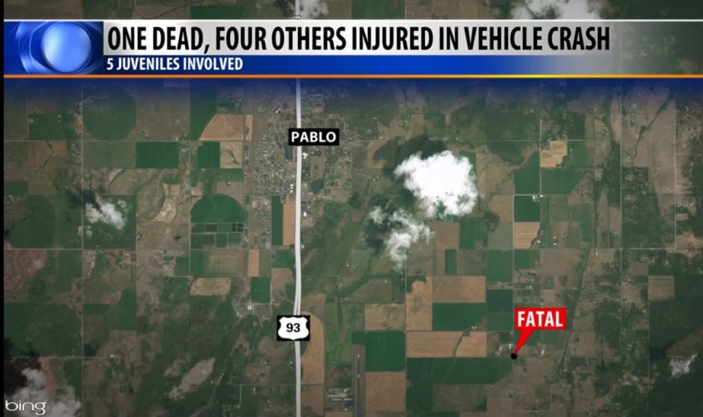 1 teen dead, others injured in Lake County crash