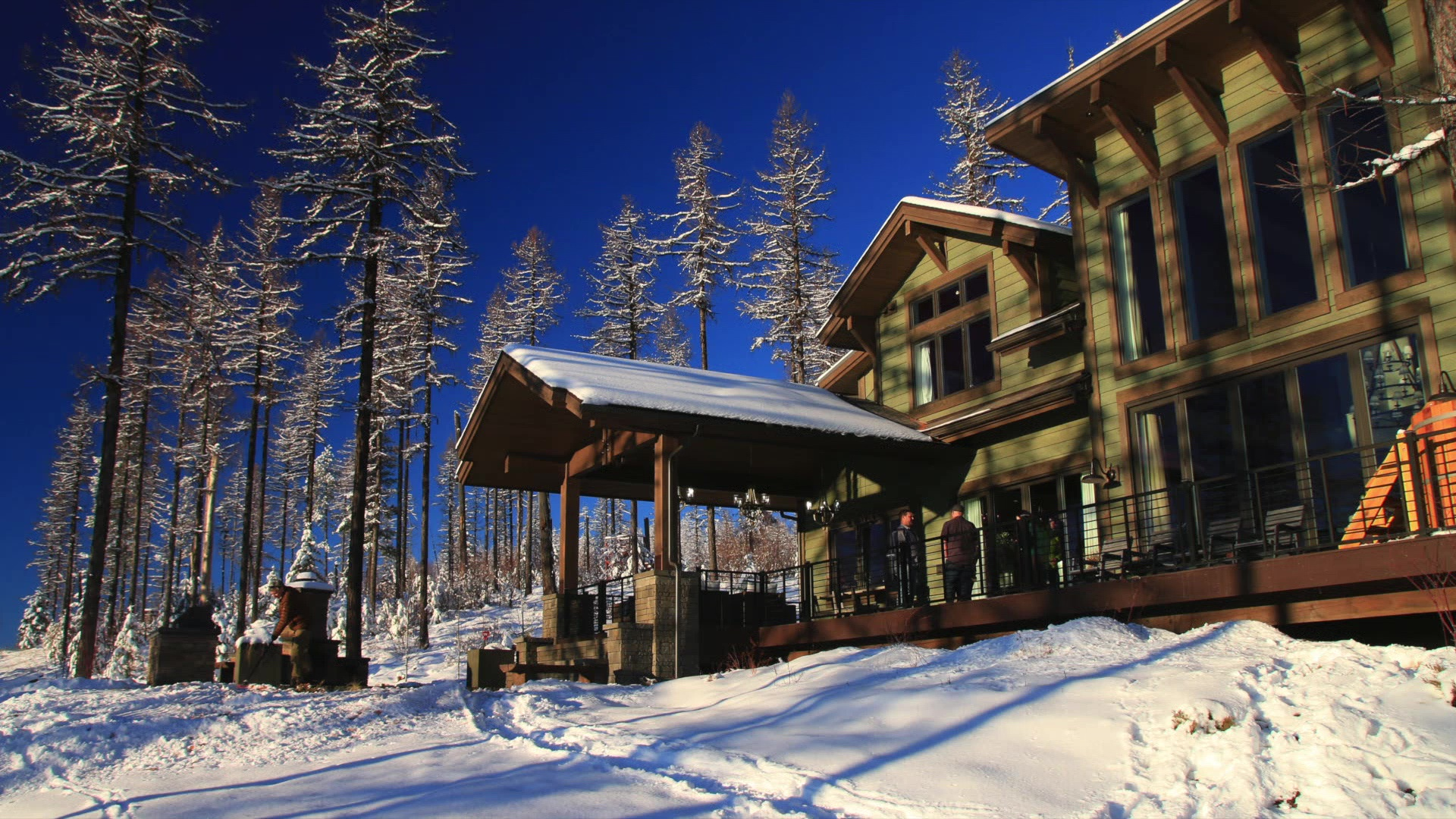 HGTV Dream Home in Whitefish