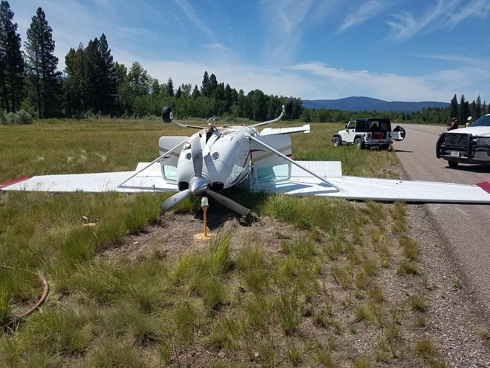 Lincoln Plane Crash